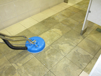 great stain remover and shine added to your tile